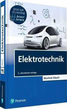 Manfred Albach: Elektrotechnik, 1 Buch und 1 Diverse