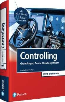 Bernd Britzelmaier: Controlling, 1 Buch und 1 Diverse