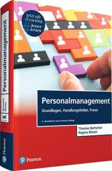 Thomas Bartscher: Personalmanagement, 1 Buch und 1 Diverse
