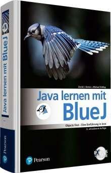 David J. Barnes: Java lernen mit BlueJ, Buch