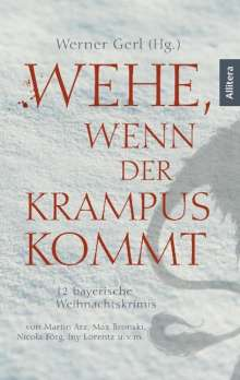 Werner Gerl: Wehe, wenn der Krampus kommt, Buch
