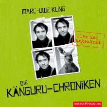 Marc-Uwe Kling: Die Känguru-Chroniken, 4 CDs