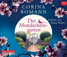 Corina Bomann: Der Mondscheingarten, 6 CDs