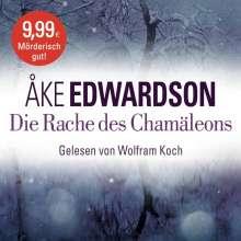 Åke Edwardson: Die Rache des Chamäleons, 6 CDs