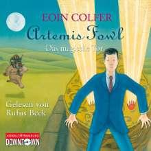 Eoin Colfer: Artemis Fowl - Das magische Tor, 5 CDs