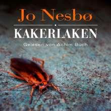 Jo Nesbø: Kakerlaken, 5 CDs