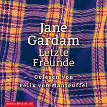 Jane Gardam: Letzte Freunde, 6 CDs
