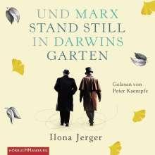 Ilona Jerger: Und Marx stand still in Darwins Garten, 6 CDs