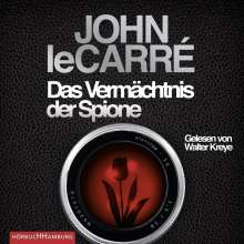 John le Carré: Das Vermächtnis der Spione, 8 CDs
