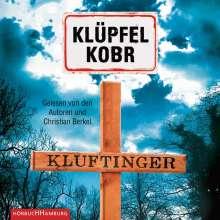 Volker Klüpfel: Kluftinger (Ein Kluftinger-Krimi 10). 2 CDs, 2 MP3-CDs