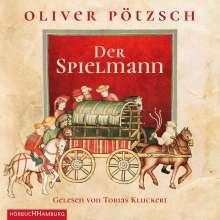 Oliver Pötzsch: Der Spielmann (Faustus-Serie  1), 3 Diverses