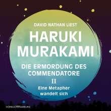 Haruki Murakami: Die Ermordung des Commendatore Band II, 11 CDs