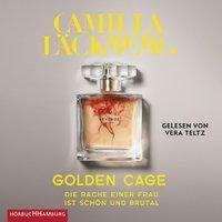 Camilla Läckberg: Golden Cage. Die Rache einer Frau ist schön und brutal. (Golden Cage 1), 2 Diverse