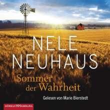 Nele Neuhaus: Sommer Der Wahrheit, 6 CDs