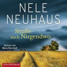 Nele Neuhaus: Straße Nach Nirgendwo, 6 CDs