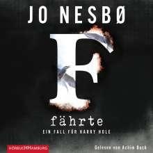 Jo Nesbo: Fährte, MP3-CD