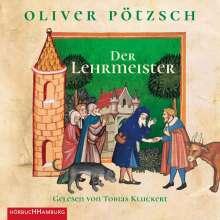 Oliver Pötzsch: Der Lehrmeister (Faustus-Serie  2), 3 CDs