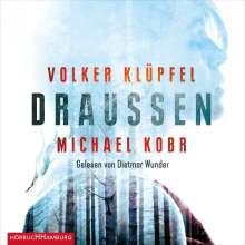 Volker Klüpfel: Draussen, 7 CDs