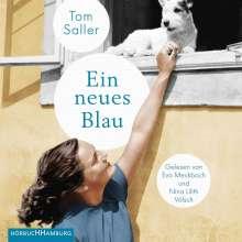 Tom Saller: Ein neues Blau, 8 CDs