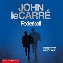John le Carré: Federball, 8 CDs