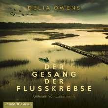 Delia Owens: Der Gesang Der Flusskrebse, 2 MP3-CDs