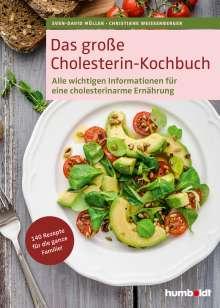 Sven-David Müller: Das große Cholesterin-Kochbuch, Buch