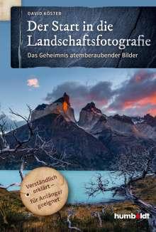 David Köster: Der Start in die Landschaftsfotografie, Buch