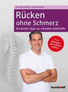 Felix Söller: Rücken ohne Schmerz, Buch