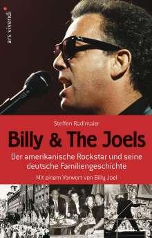 Steffen Radlmaier: Billy & The Joels, Buch
