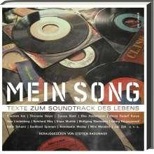 Mein Song, Buch