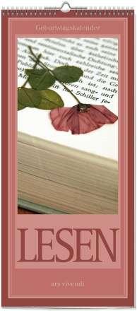 Geburstagskalender Lesen, immerwährend (neu), Diverse