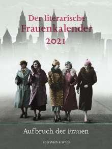 Der literarische Frauenkalender 2021, Kalender