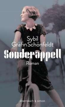 Sybil Gräfin Schönfeldt: Sonderappell, Buch