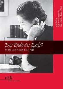 Das Ende des Exils?, Buch