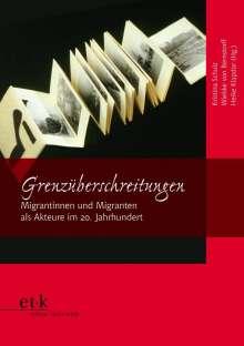 Grenzüberschreitungen, Buch