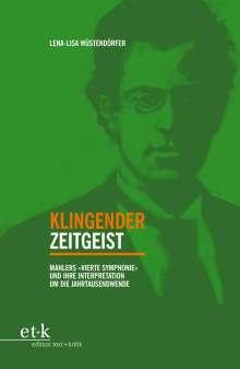 Lena-Lisa Wüstendörfer: Klingender Zeitgeist, Buch