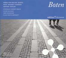 Athesinus Consort Berlin - Boten, CD