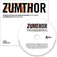 Moritz Holfelder: Peter Zumthor, CD