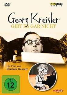 Georg Kreisler - Gibt es gar nicht, DVD