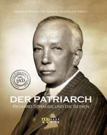 Richard Strauss (1864-1949): Der Patriarch - Richard Strauss und die Seinen, Buch