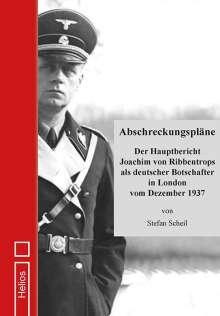 Stefan Scheil: Abschreckungspläne, Buch