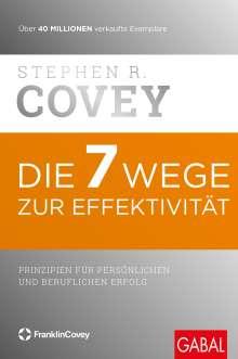 Stephen R. Covey: Die 7 Wege zur Effektivität, Buch