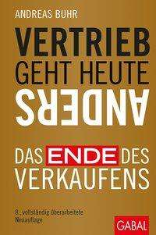 Andreas Buhr: Vertrieb geht heute anders, Buch