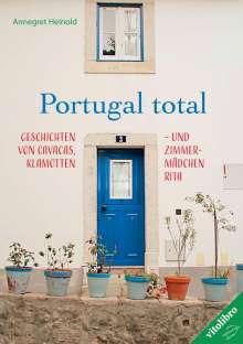 Annegret Heinold: Portugal total, Buch