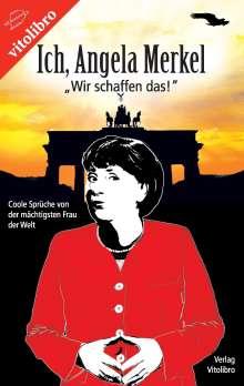 Ich, Angela Merkel, Buch