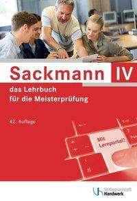 Ulrich Brand: Sackmann - das Lehrbuch für die Meisterprüfung Teil 4, Buch