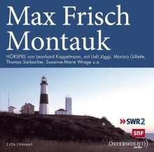 Max Frisch: Montauk, 2 CDs