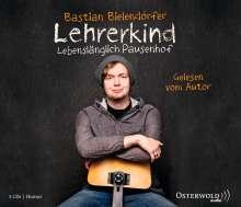 Bastian Bielendorfer: Lehrerkind, 3 CDs