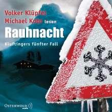 Volker Klüpfel: Rauhnacht, 4 CDs