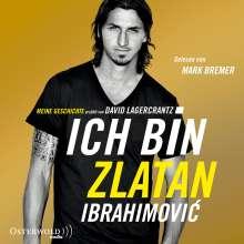 Zlatan Ibrahimovic: Ich bin Zlatan, 6 CDs